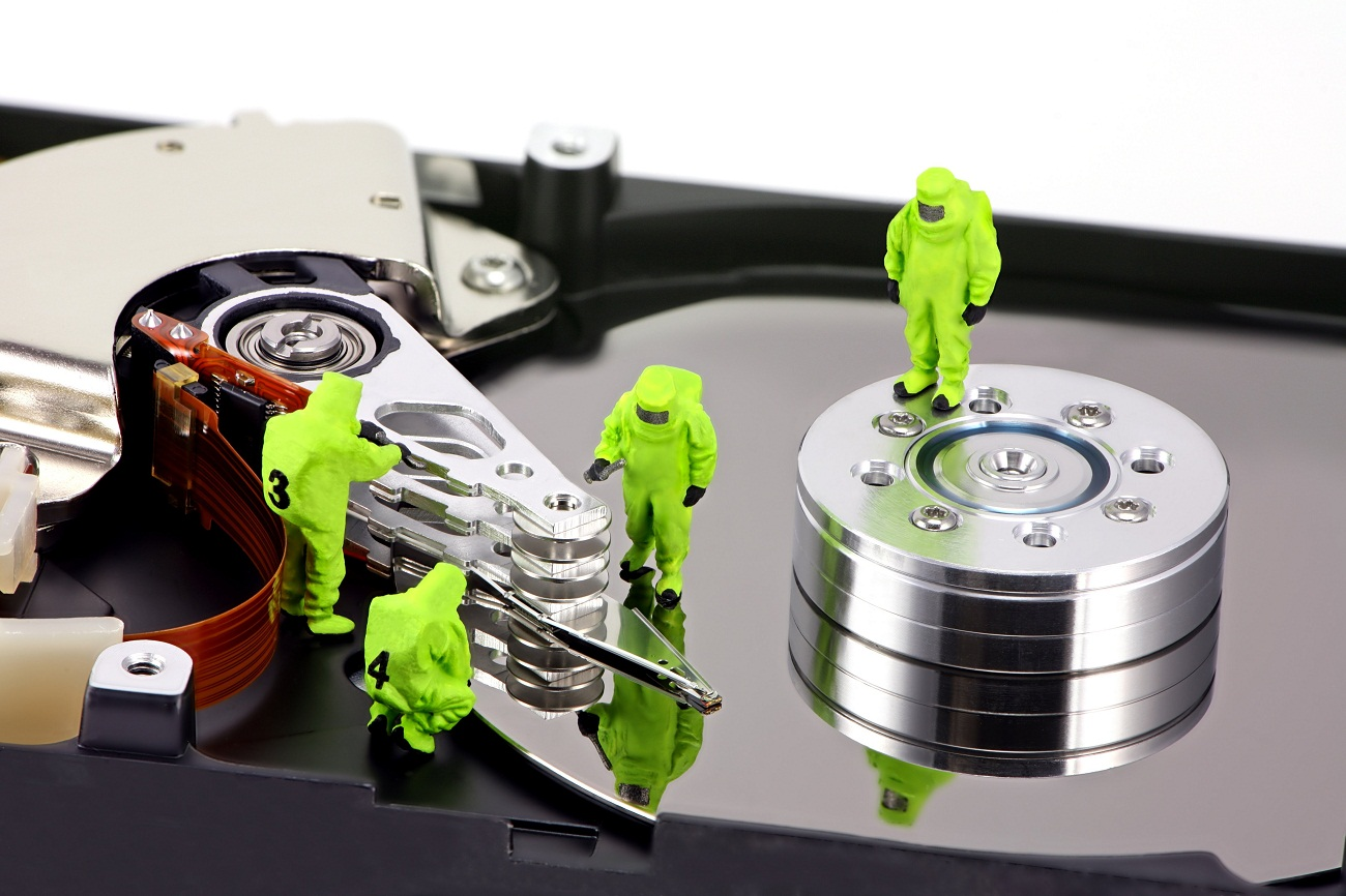What Steps Are Followed by a Data Recovery Service Provider?