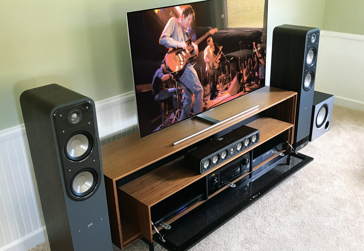Building a New Home Theater